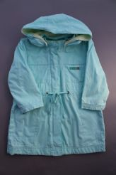 Imperméable turquoise  Kenzo