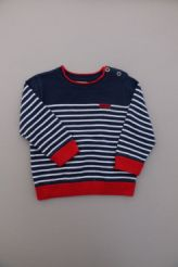 Pull tricot coton rayé  Levi's