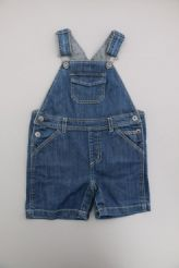 Salopette short en denim  Bout'chou