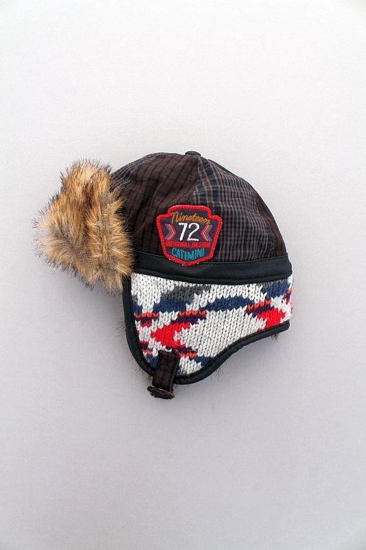 f11c7dc459c1 Chapka colorée très chaude doublée polaire hiver style bonnet pilote ...