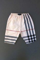 cf6df610de8 Pantalon motif check été Burberry
