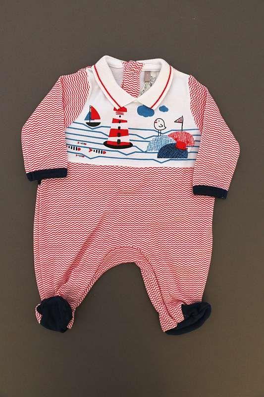 3cec6d64991ec Kit naissance valise maternité ensemble léger été marin en jersey ...