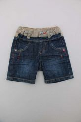 Short souple en denim  absorba