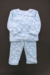858e04517f311 Pyjama polaire 2 pièces Bout chou